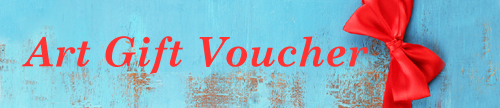 Art gift voucher redeemable at UK Artists
